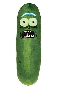 "Galactic Plushies: Rick and Morty - 7"" Pickle Rick (Scared)"