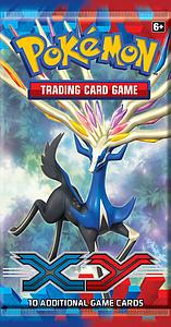 Pokemon Trading Card Game: XY Booster Pack
