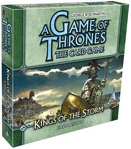 A Game of Thrones: The Card Game - Kings of the Storm