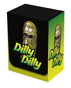 Rick and Morty Deck Box: Dilly Dilly