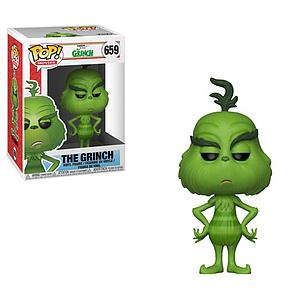 Pop! Movies The Grinch Vinyl Figure The Grinch #659