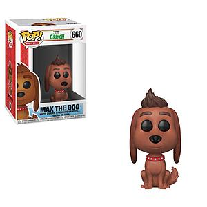 Pop! Movies The Grinch Vinyl Figure Max the Dog #660