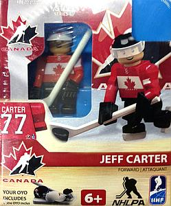 Hockey Minifigures: Jeff Carter (Team Canada 2014)