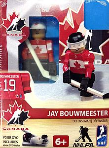 Hockey Minifigures: Jay Bouwmeester (Team Canada 2014)