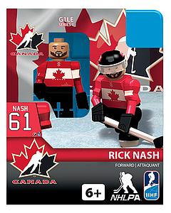 Hockey Minifigures: Rick Nash (Team Canada 2014)
