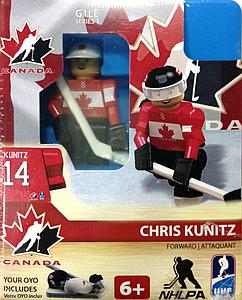 Hockey Minifigures: Chris Kunitz (Team Canada 2014)