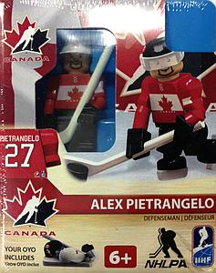 Hockey Minifigures: Alex Pietrangelo (Team Canada 2014)