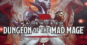 Dungeons & Dragons Waterdeep: Dungeon of the Deep - Map Set