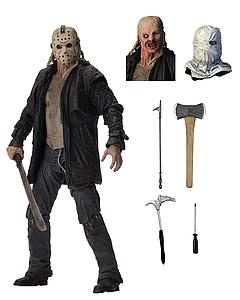 Friday The 13th Ultimate 2009: Jason Voorhees