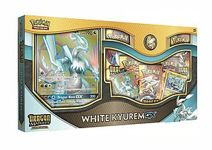 Pokemon Trading Card Game: Dragon Majesty Salamence / White Kyurem Special Collection White Kyurem GX