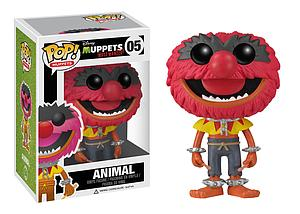 Pop! Disney Muppets Most Wanted Vinyl Figure Animal #05 (Retired)