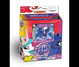 My Little Pony Collectible Card Game Canterlot Nights: Princess Luna & Rainbow Dash