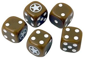 World War II United States Dice Pack