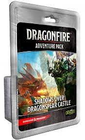 Dungeons & Dragons: Dragonfire: Adventure Pack - Shadows over Dragonspear Castle