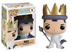 Pop! Books Where the Wild Things Are Vinyl Figure Max #01 (Retired)