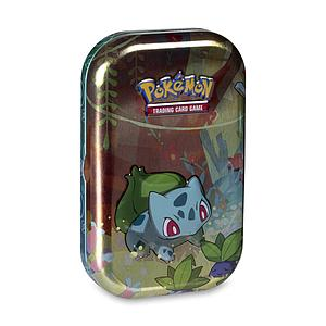 Pokemon Trading Card Game: Kanto Friends Mini Tin - Bulbasaur