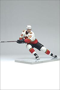 NHL Sportspicks Series 13 Alex Tanguay (Calgary Flames) White Jersey