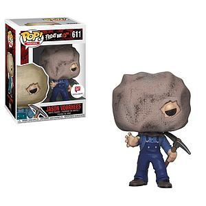 Pop! Movies Friday the 13th Vinyl Figure Jason Voorhees (Bag Mask) #611 Walgreens Exclusive