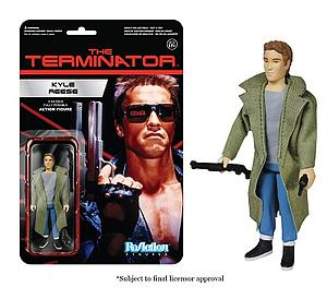 ReAction Figures Terminator Series Kyle Reese (Retired)