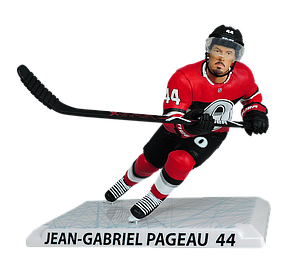 NHL Jean-Gabriel Pageau (Ottawa Senators) 2018-2019 (Repaired Damage)