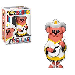 Pop! Ad Icons Otter Pops Vinyl Figure Poncho Punch #45