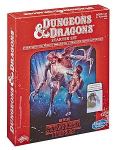 Stranger Things Dungeons & Dragons: Starter Set