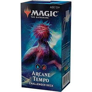 Magic the Gathering: 2019 Challenger Deck -  Arcane Tempo