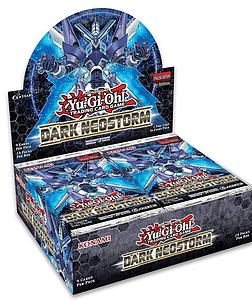 YuGiOh Trading Card Game Duelist Pack: Dark Neostorm Booster Box