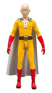 "One Punch Man 7"" Action Figure Saitama"