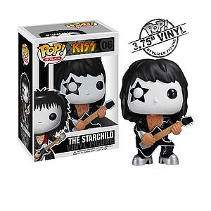 Pop! Music Kiss Vinyl Figure The Starchild #06 (Retired)