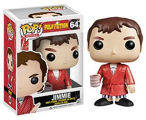 Pop! Movies Pulp Fiction Vinyl Figure Jimmie #64 (Retired)