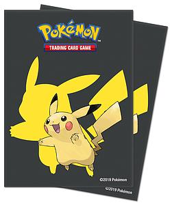 Pokemon Pikachu (2019) Standard Card Sleeves (66mm x 91mm)