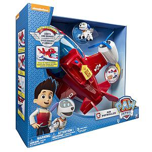 Paw Patrol Air Rescue Lights and Sounds Air Patroller Plane