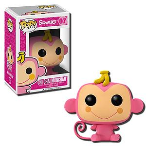 Pop! Sanrio Vinyl Figure Chi Chai Monchan #07 (Retired)
