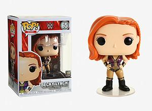 Pop! WWE Vinyl Figure Becky Lynch #65