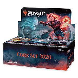 Magic the Gathering: Core Set 2020 - Booster Box