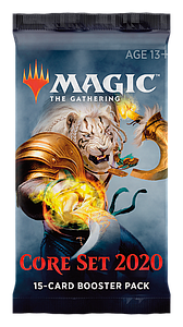 Magic the Gathering: Core Set 2020 - Booster Pack