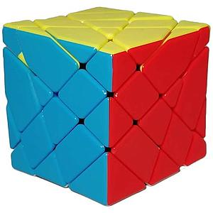 Puzzle Axis Cube 4X4X4