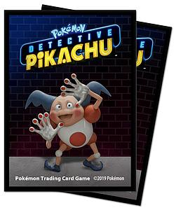 Pokemon Detective Pikachu Mr. Mime Standard Card Sleeves (66mm x 91mm)
