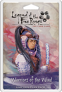 Legend of the Five Rings: The Card Game - Warriors of the Wind