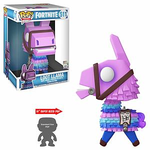 "Pop! Games Fortnite Vinyl Figure 10"" Loot Llama #511"