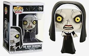 Pop! Movies The Nun Vinyl Figure The Nun (Demonic) #776