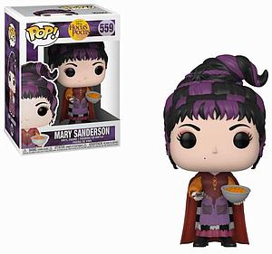 Pop! Movies Hocus Pocus Vinyl Figure Mary Sanderson #559