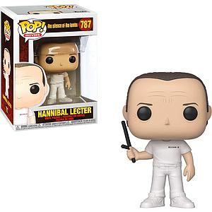 Pop! Movies The Silence of the Lambs Vinyl Figure Hannibal Lecter #787
