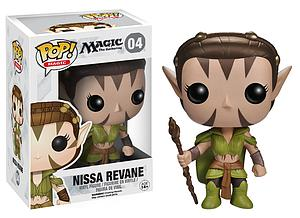 Pop! Magic the Gathering Vinyl Figure Nissa Revane #04 (Retired)