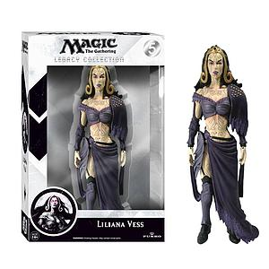 Legacy Collection Magic the Gathering Liliana Vess (Retired)
