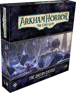 Arkham Horror: The Card Game - The Dream Eaters