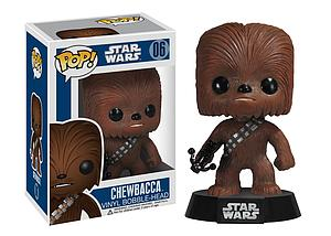 Pop! Star Wars Vinyl Bobble-Head Chewbacca #06