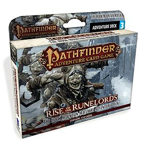 Pathfinder Adventure Card Game: Rise of the Runelords - The Hook Mountain Massacre Adventure Deck