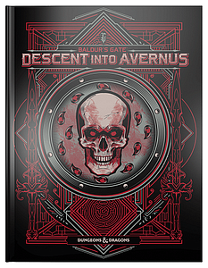 Dungeons & Dragons: Baldur's Gate - Descent into Avernus Hard Cover